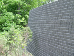 Everloc™ Retaining Wall